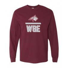 William Bryant 2020 WBE Long-sleeved T (Maroon)
